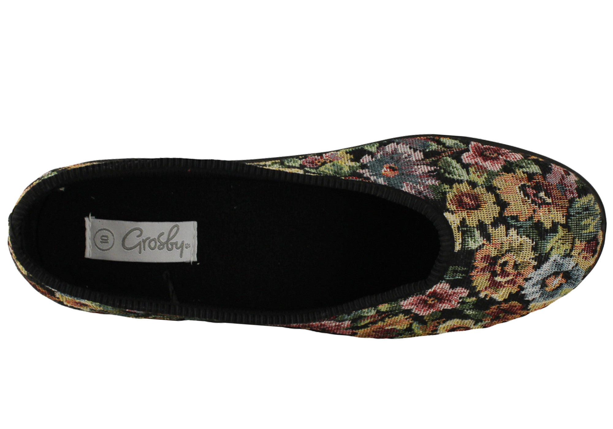Grosby Carol Womens Comfortable Indoor Slippers