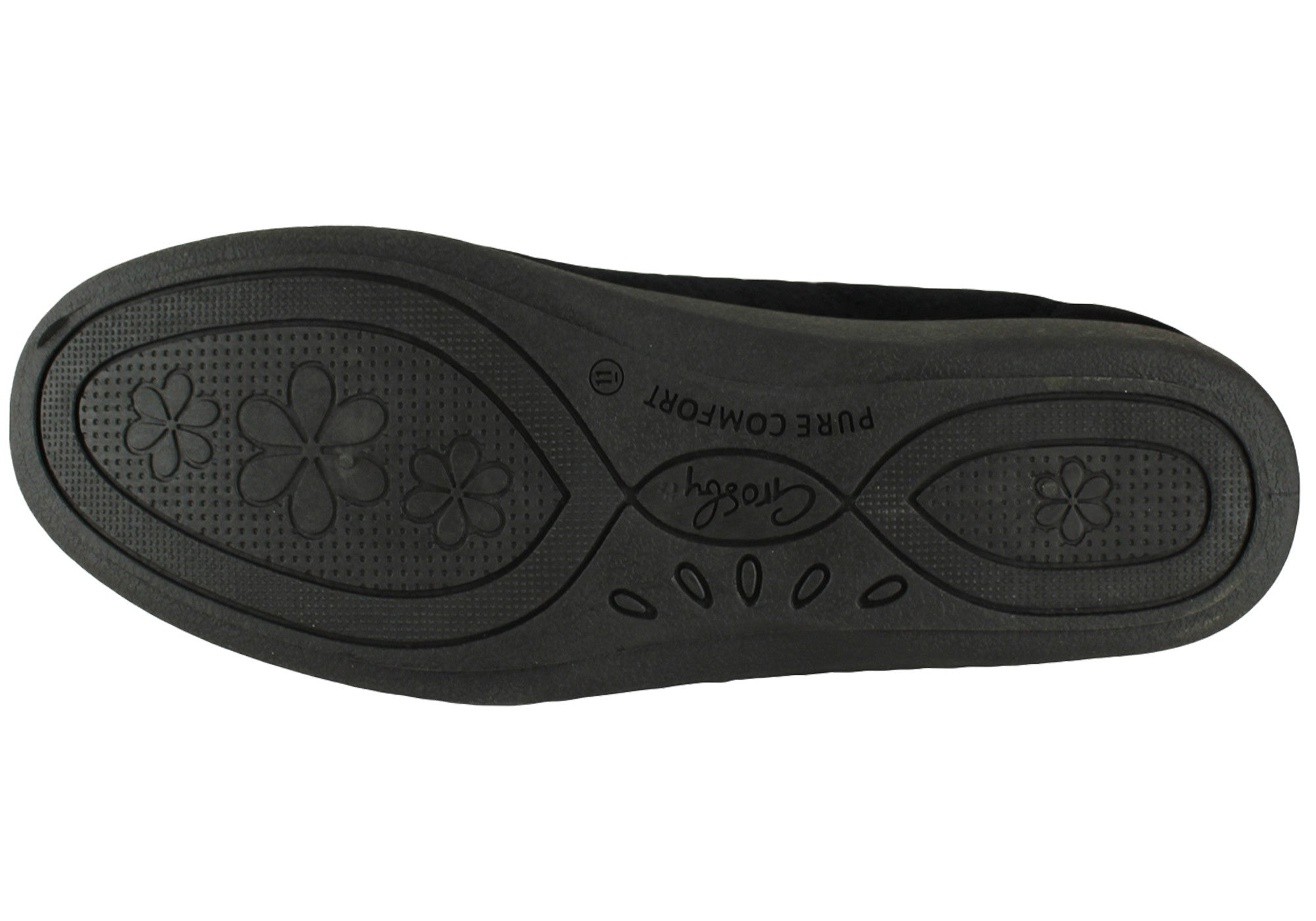 Grosby Cooper Womens Comfortable Slippers