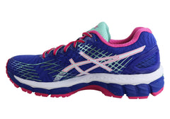 Asics Gel-Nimbus 17 Womens Premium Cushioned Running Shoes