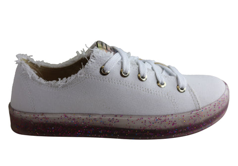 Donna Velenta By Moleca Trudy Womens Casual Shoes Made In Brazil