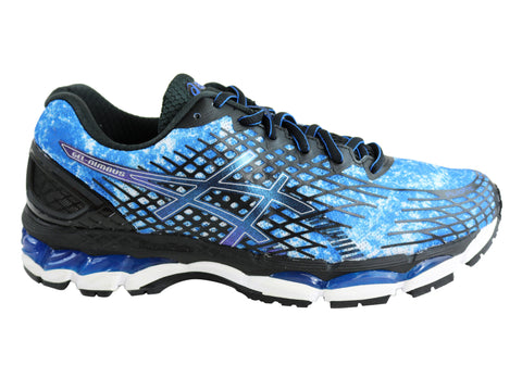 2e5ea288021 Asics Gel-Nimbus 17 Mens Premium Cushioned Running Sport Shoes ...