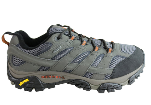 Merrell Moab 2 GTX Comfort Wide Fit Mens Hiking Shoes