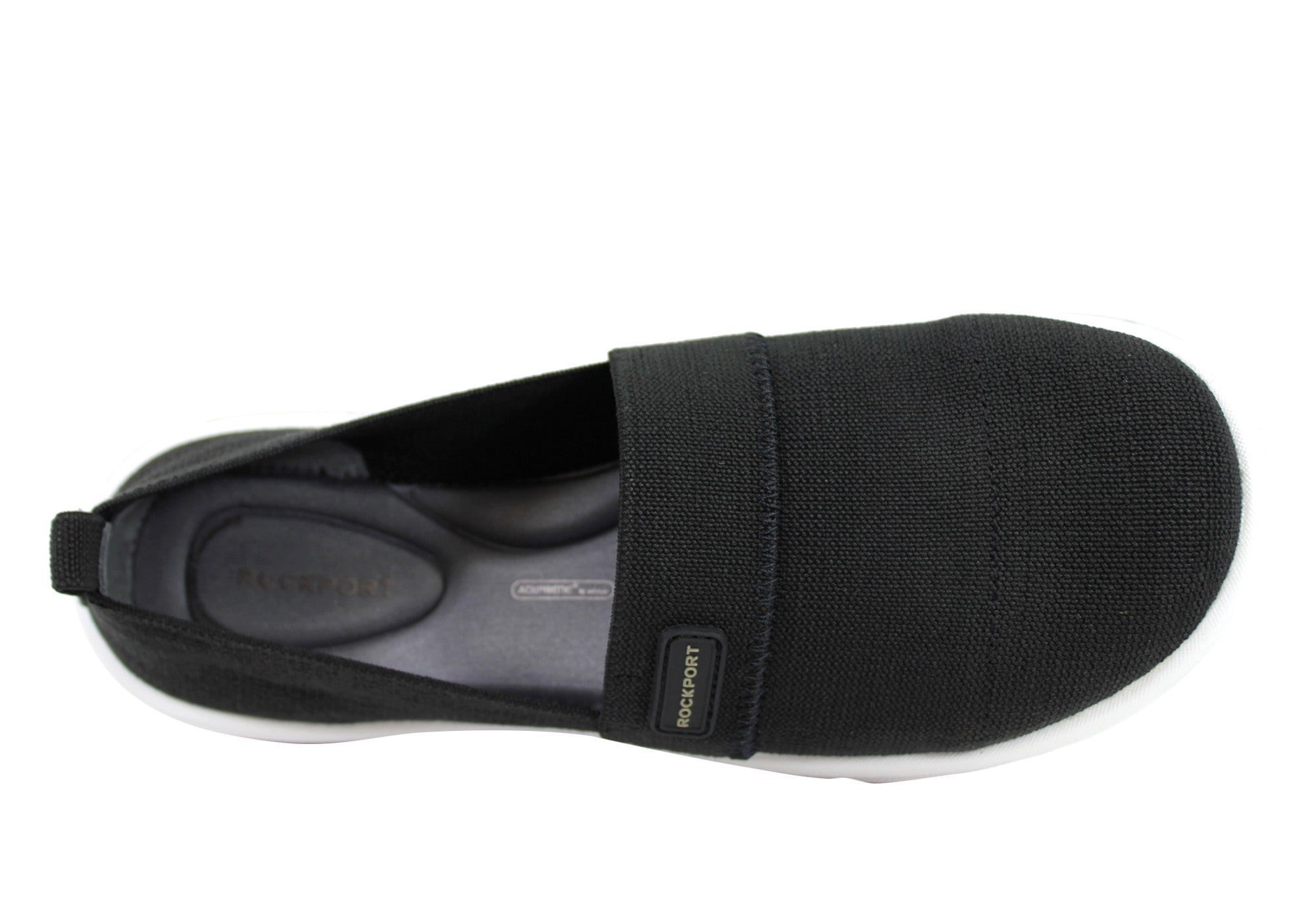 Rockport Womens Rock On Air Slip On Comfort Lightweight Shoes