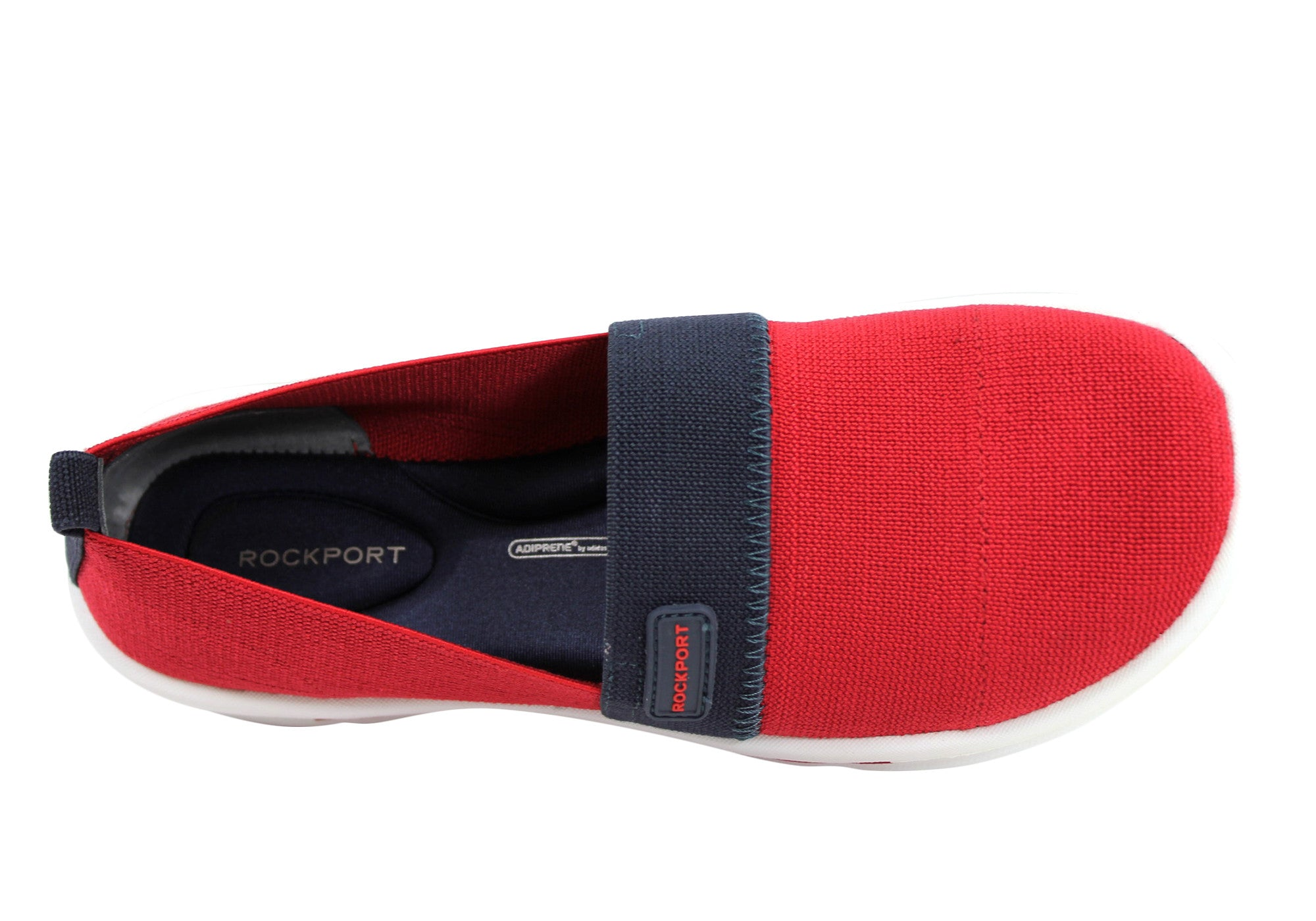 Rockport Womens Rock On Air Slip On Shoes