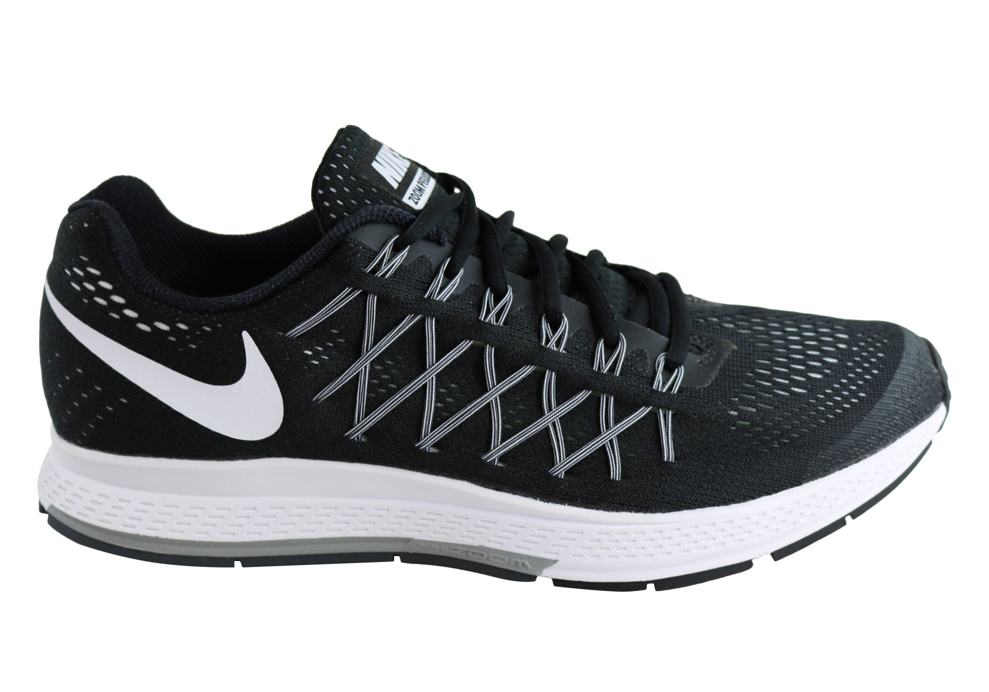 plus récent 2b7ab 1254d Nike Mens Air Zoom Pegasus 32 Premium Cushioned Sports/Running Shoes