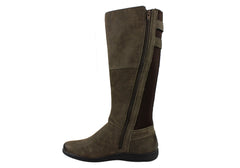 Planet Shoes Sprite Womens Comfortable Leather Boots