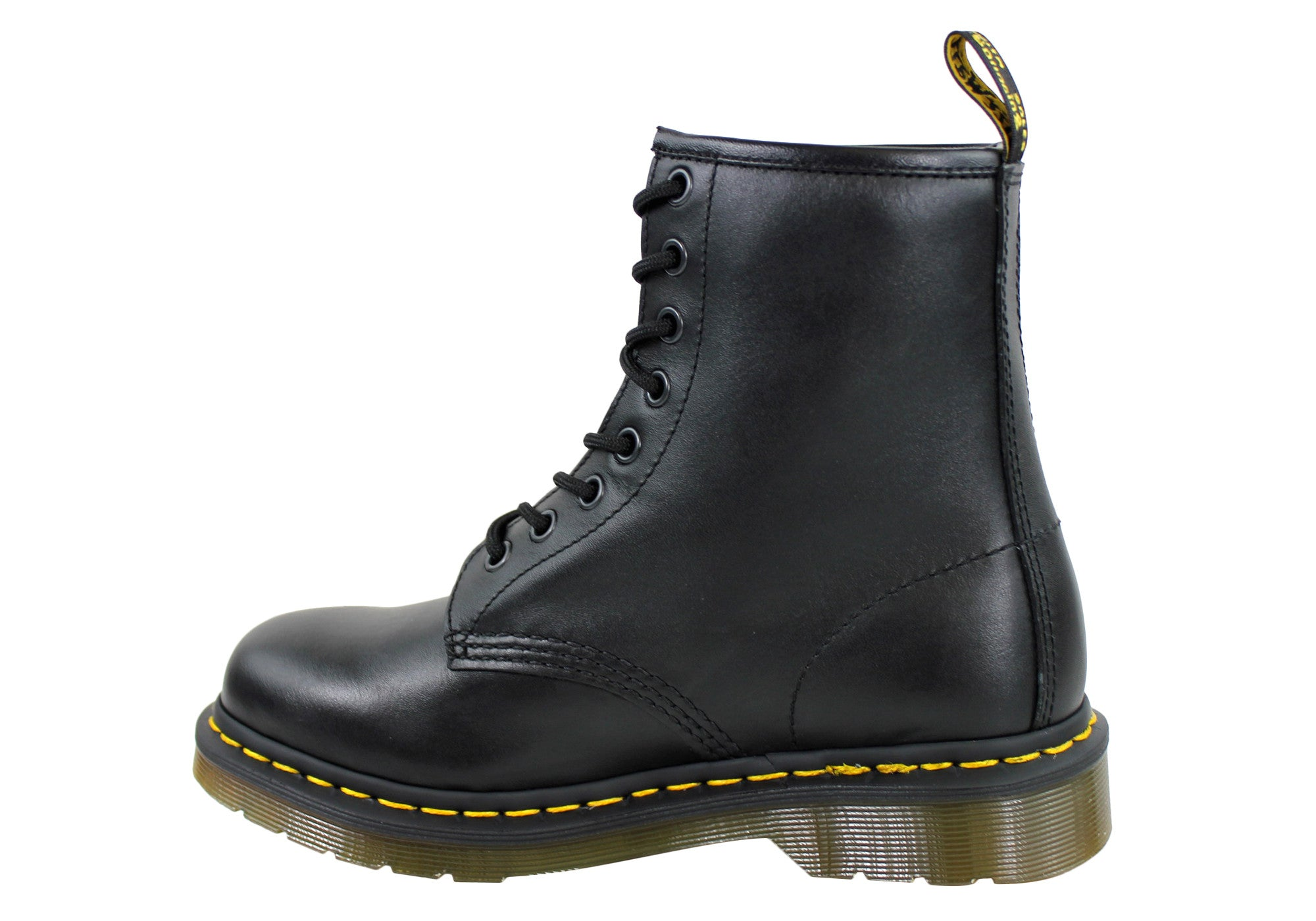 Dr Martens 1460 Black Nappa Unisex Boots