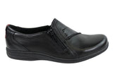 Planet Shoes Hariot Womens Comfort Wide Fit Shoes