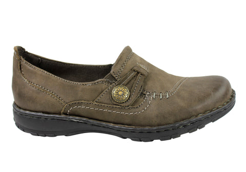 Planet Shoes Lacey Womens Comfort Leather Shoes
