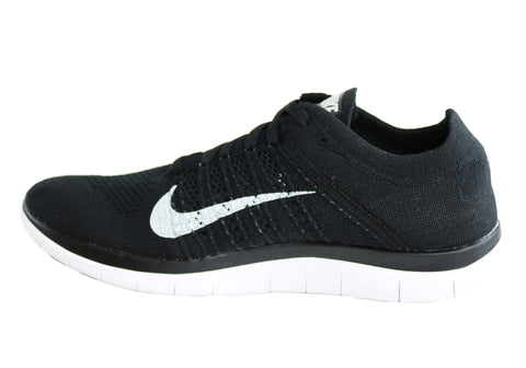 cdbce1f70c431 ... Nike Free Flyknit 4.0 Mens Barefoot Feel Running Shoes ...