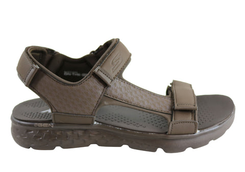 Skechers Mens On The Go 400 Explorer Comfortable Adjustable Sandals