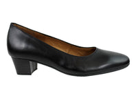 Aerobics Hostess 35 Womens Classic Leather Court Shoe Made In Portugal