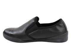 Cabello 606 Womens Leather Shoes Made In Turkey