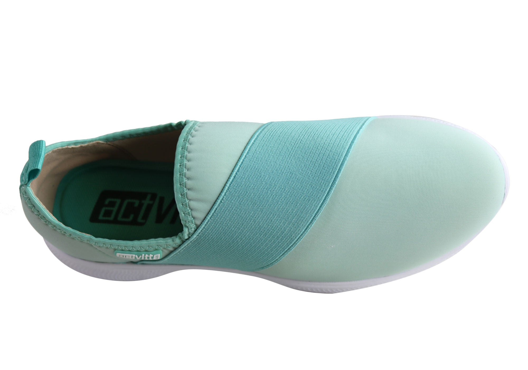 Actvitta Gemini Womens Comfort Cushioned Active Shoes Made In Brazil