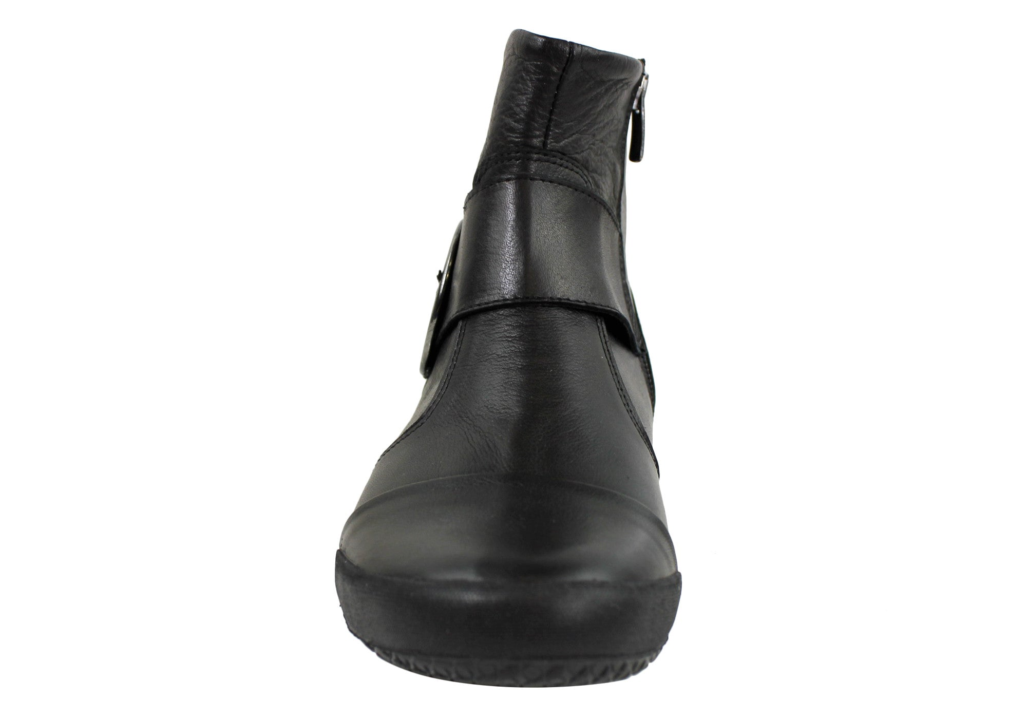 Cabello Comfort  62 Womens Leather Boots Made In Turkey