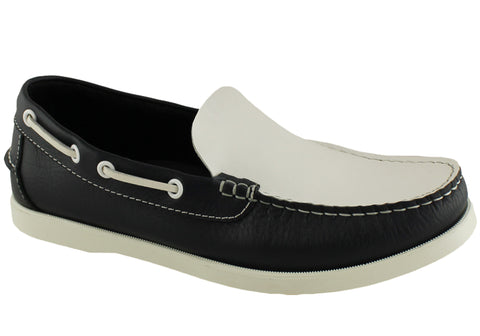 Saint Valentine Mission Mens Leather Comfortable Loafers