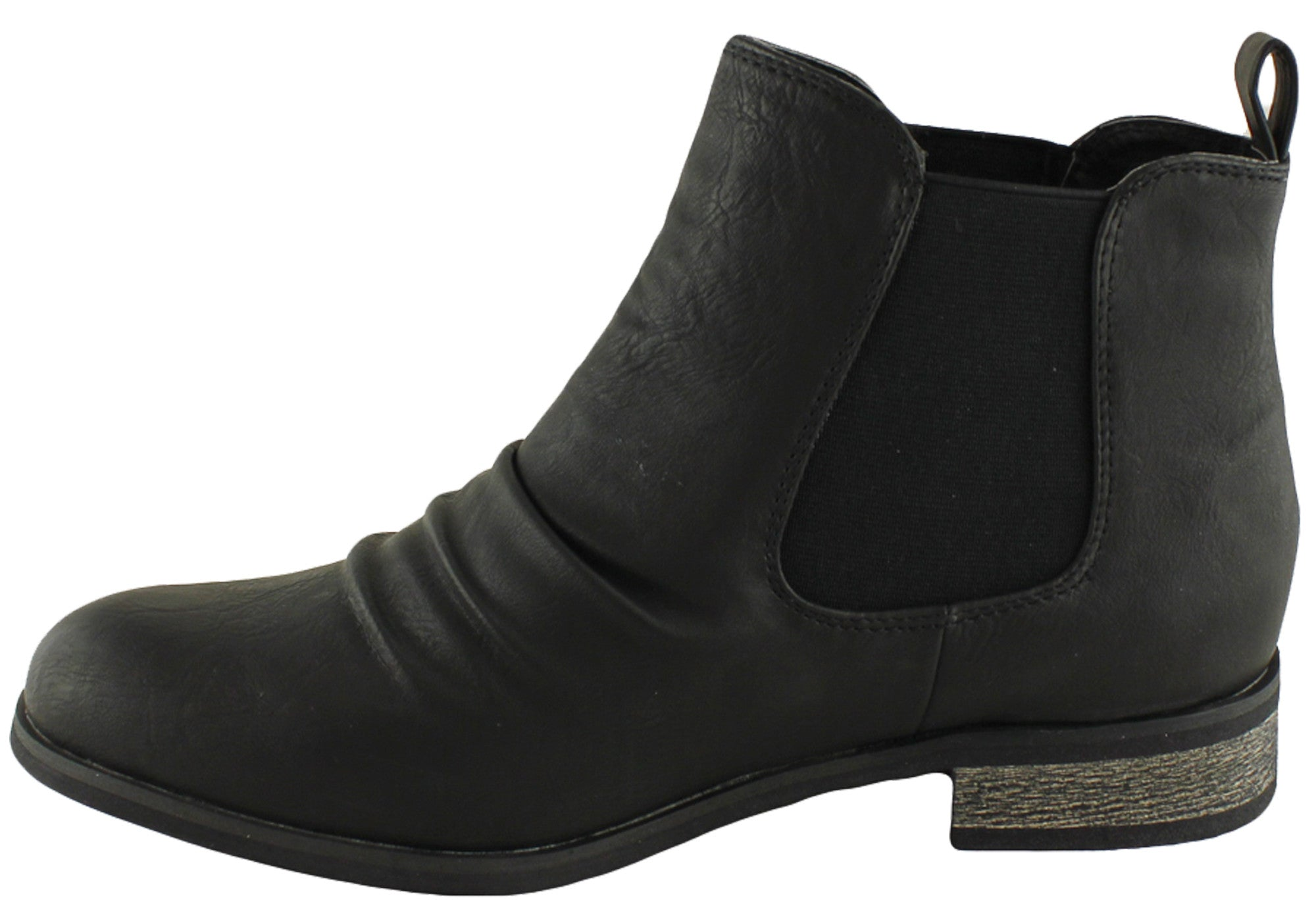 Lavish Squeaky Womens Fashion Ankle Boots