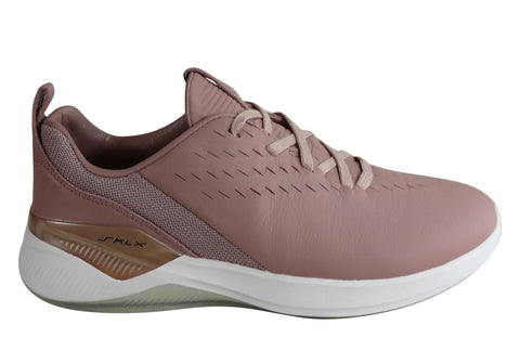 Skechers Womens Modena Ceprano Memory Foam Comfort Lace Up Sneakers