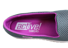 Beira Rio Womens Cushioned Active Casual Shoes Made In Brazil