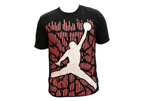 Nike Jordan Mens Cotton Graphic Jumpman T-shirt