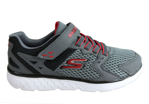 Skechers Boys Go Run 400 Proxo Comfortable Lightweight Sport Shoes