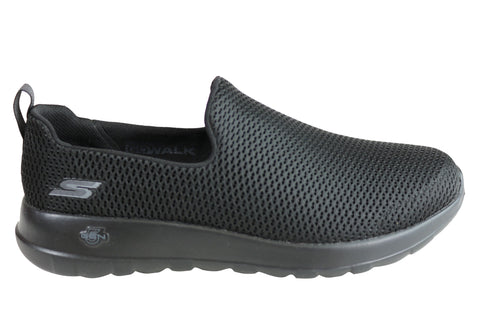 Skechers Mens Go Walk Max Comfortable Lightweight Slip On Casual Shoes