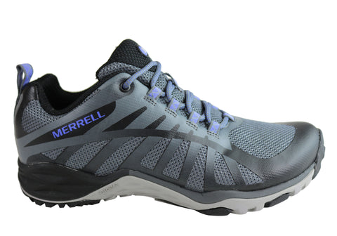 Merrell Siren Edge Q2 Womens Comfortable Supportive Hiking Shoes