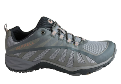 Merrell Siren Edge Q2 Comfortable Wide Width Womens Hiking Shoes