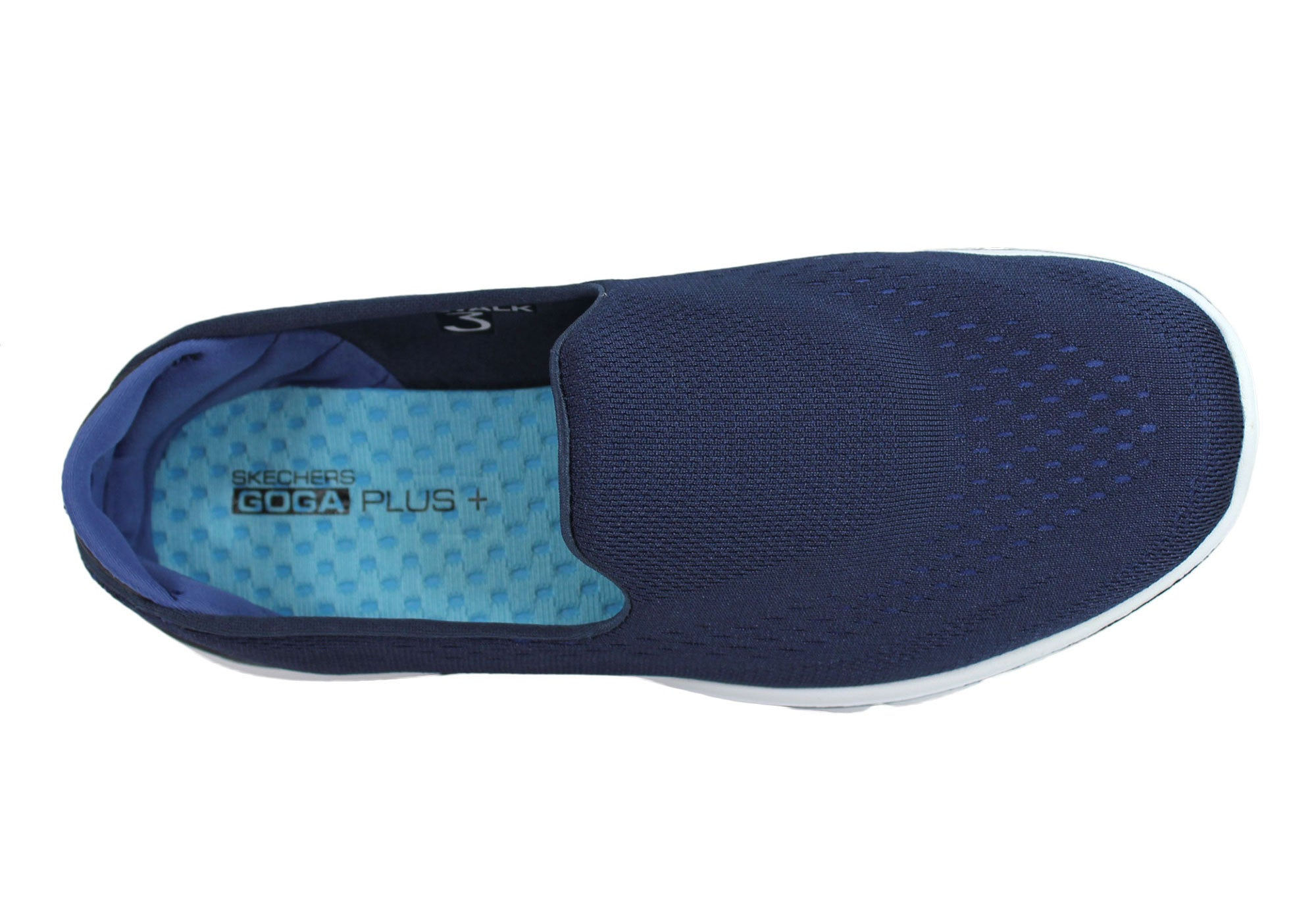 Skechers Go Walk 3 Dominate Womens Shoes