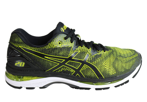Asics Gel Nimbus 20 Mens Premium Cushioned Running Sport Shoes