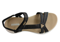 Skechers Womens On The Go 600 Soiree Comfortable Cushioned Sandals