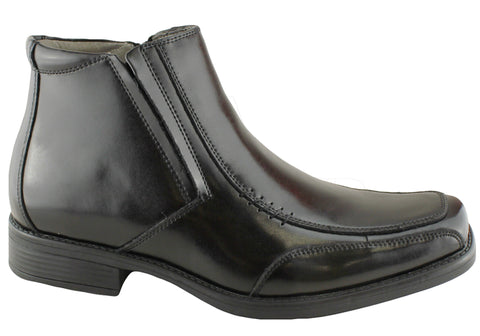 Julius Marlow Massive Mens Leather Dress Boots