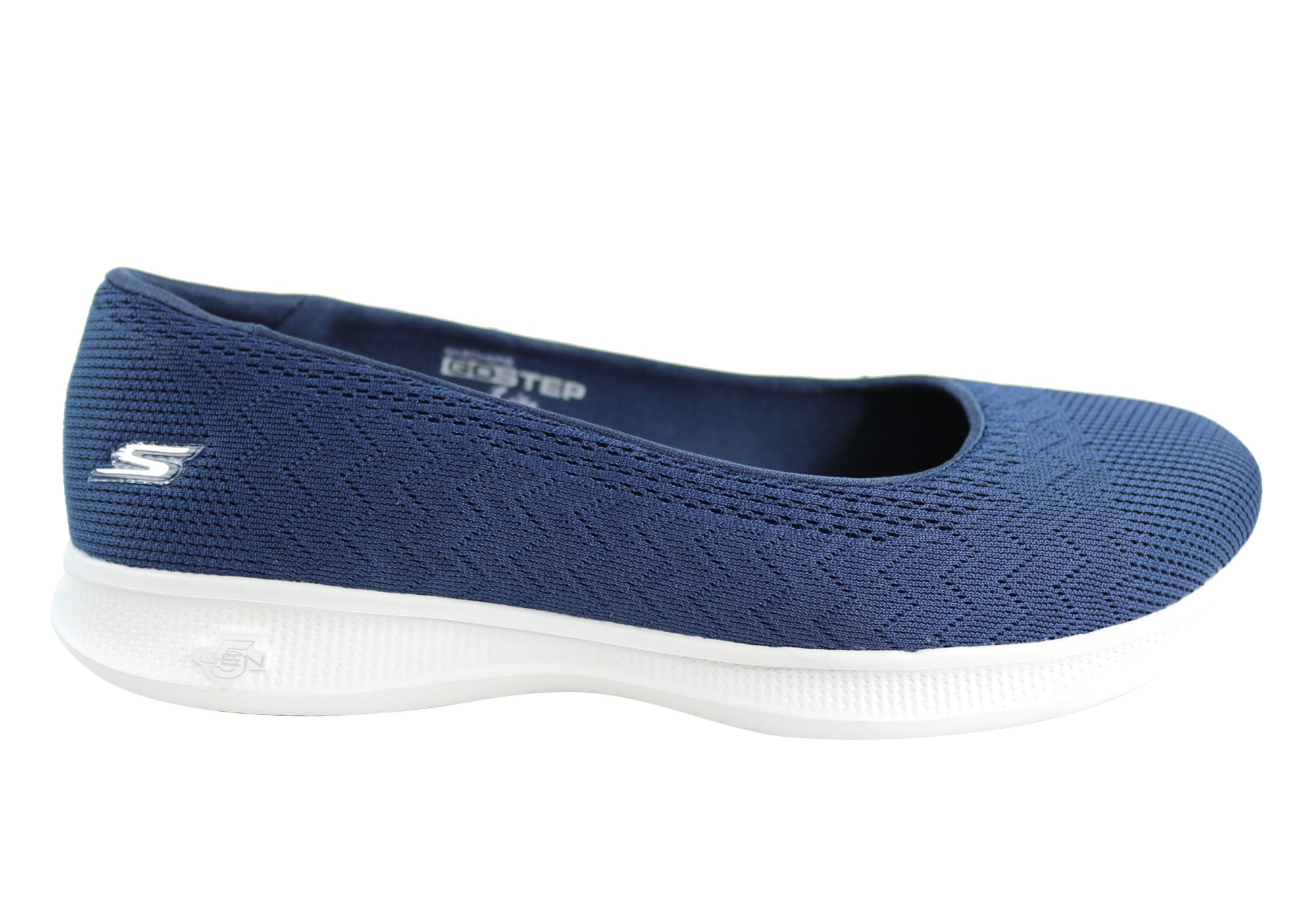 a61958870f8c Home Skechers Go Step Lite Solace Womens Comfort Lightweight Casual Shoes.  Navy  ...