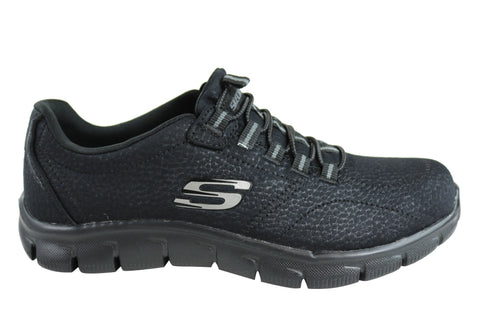 Skechers Empire Take Charge Womens Relaxed Fit Memory Foam Shoes
