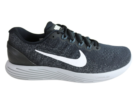 Nike Mens Lunarglide 9 Comfortable Lace Up Athletic Shoes