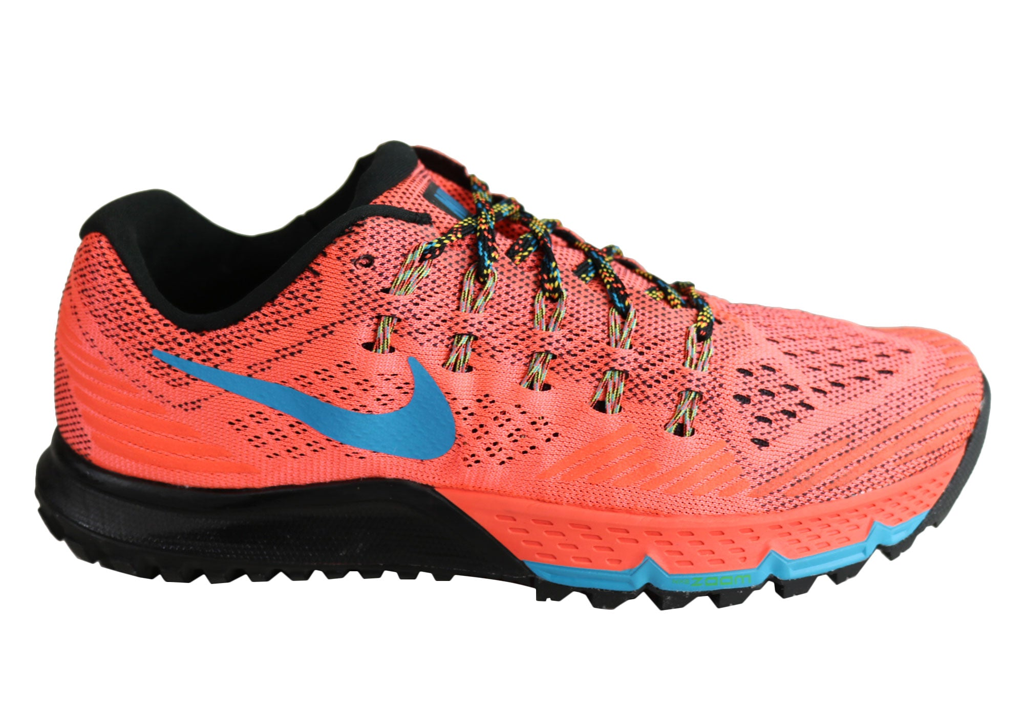 nike air zoom terra kiger 3 women's trail running shoes Pink