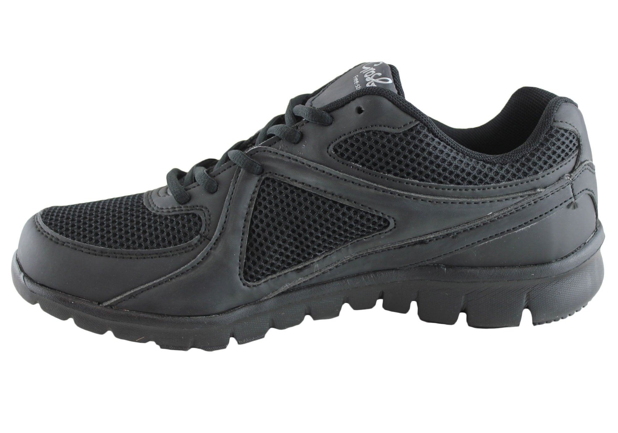 Grosby Free Step Freedom Mens Lightweight Sports Shoes