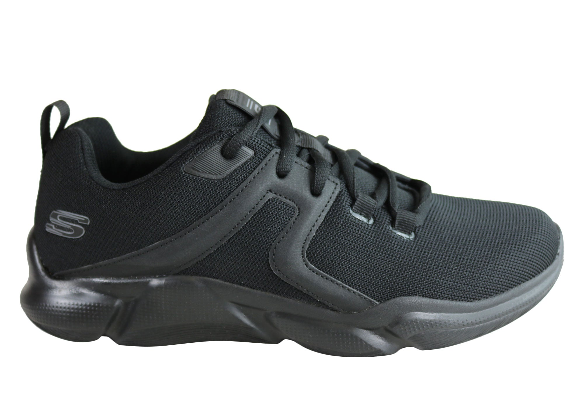 69100bc74b Skechers Mens Drafter Shible Comfortable Memory Foam Athletic Shoes ...