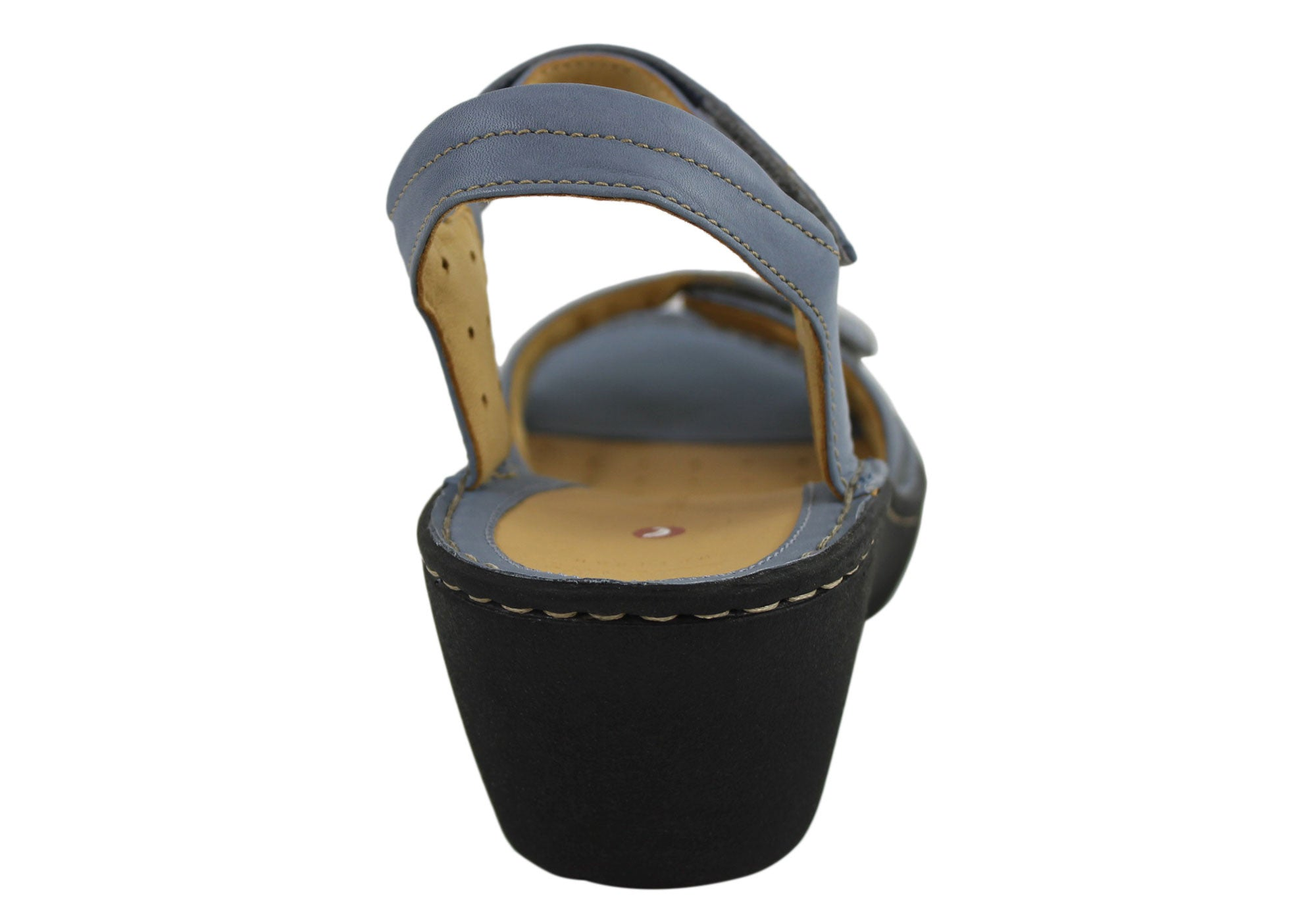 Clarks Un Dory Womens Leather Wedge Heel Sandals
