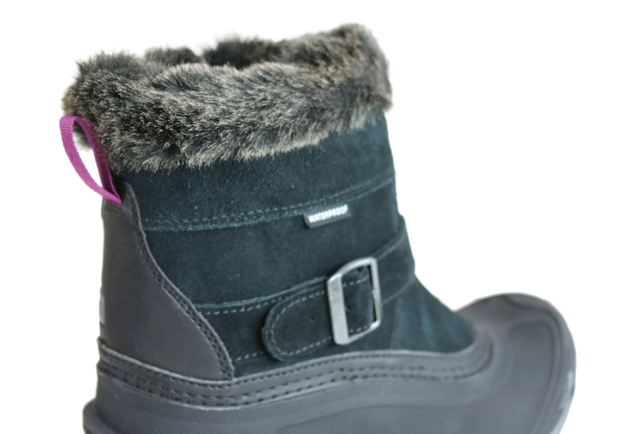 7a81a3ac4 The North Face Womens Chilkat III Pull On Waterproof Flat Ankle Boots