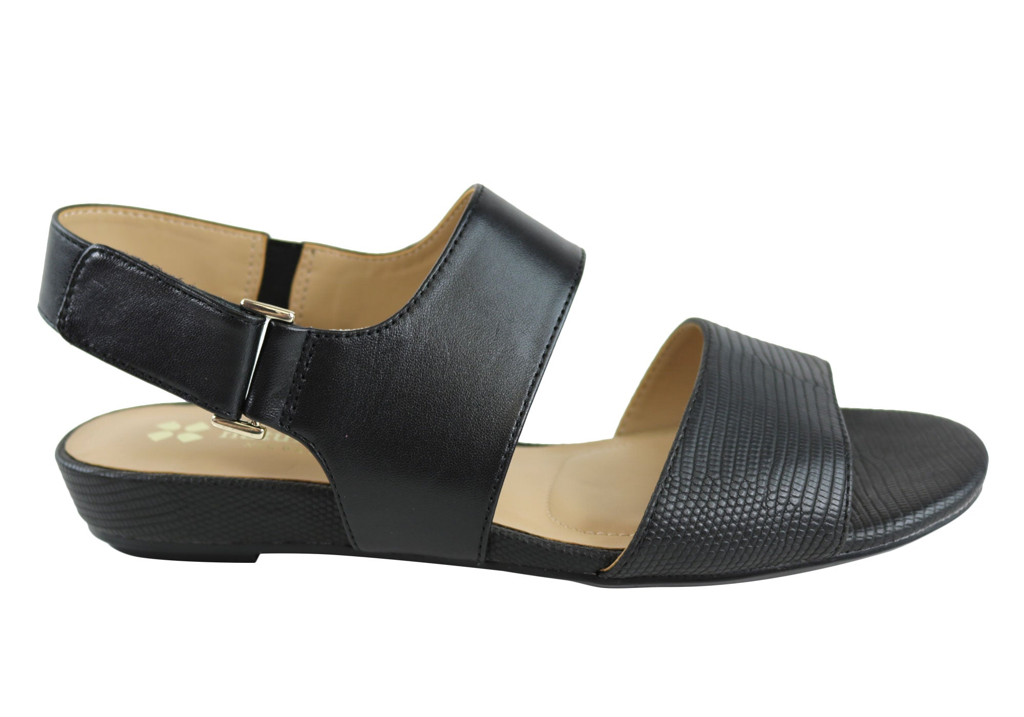 Naturalizer-Lanna-Womens-Comfortable-Leather-Flat-Sandals