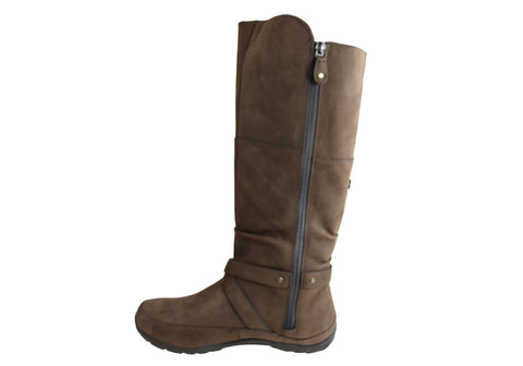 The North Face Womens Camryn II Mid Calf Boots Brown Size 6