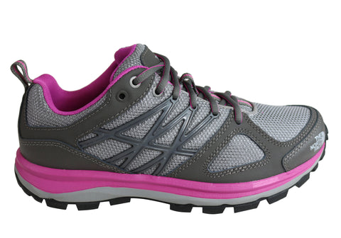 The North Face Womens Comfortable Litewave Hiking Shoes