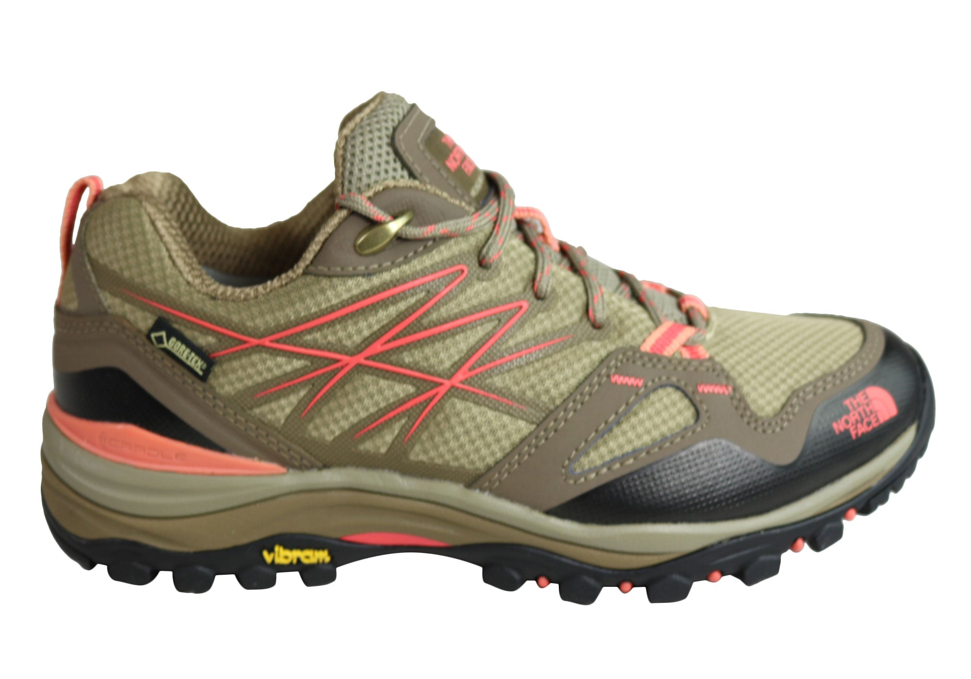 53e69df70 The North Face Womens Comfortable Hedgehog Fastpack GTX Hiking Shoes ...