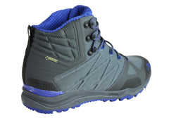 The North Face Mens Ultra Fastpack II Mid GTX Waterproof Hiking Boots