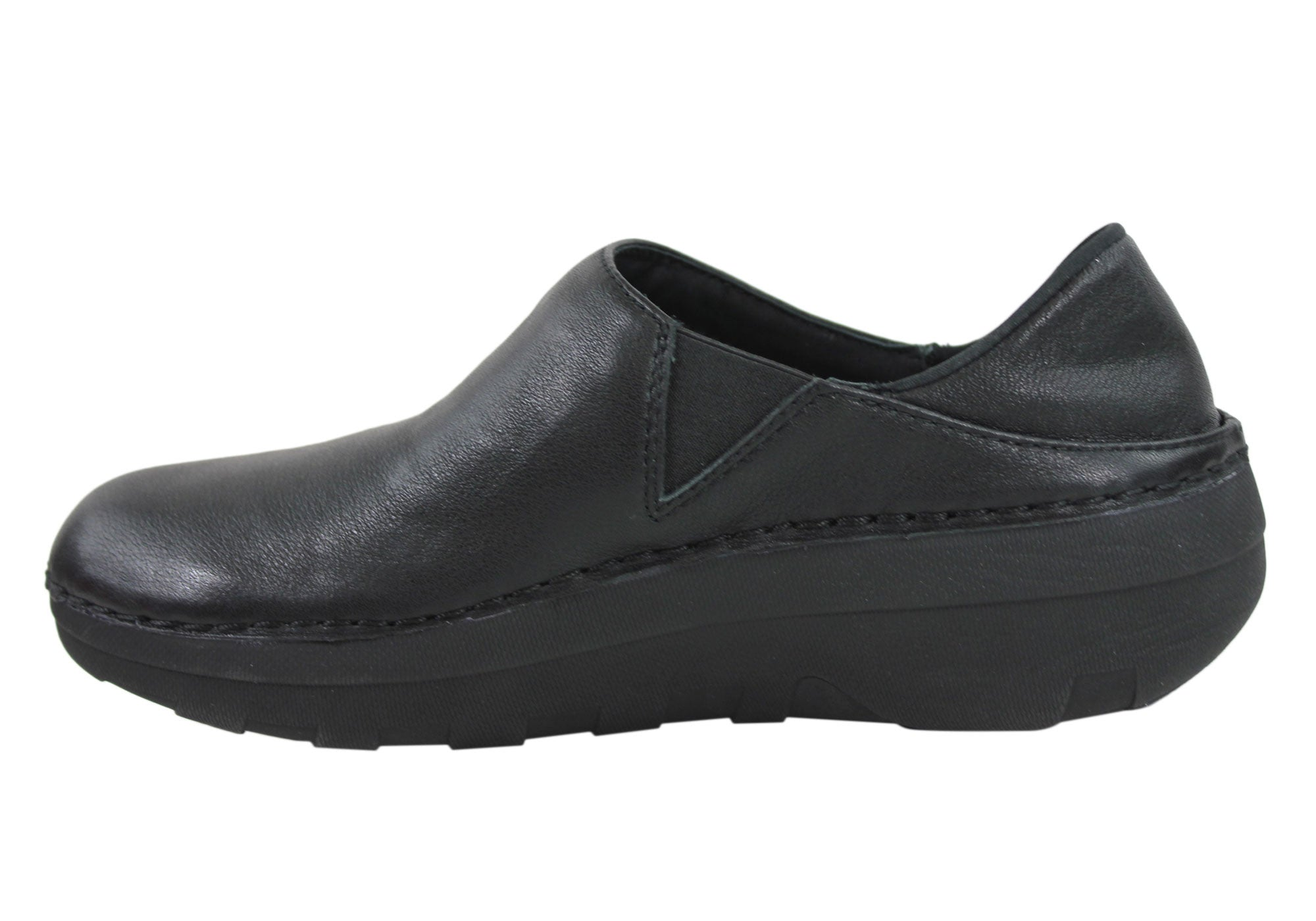 Fitflop Superloafer Womens Workwear Leather Loafers