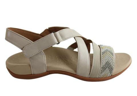 Scholl Orthaheel Altair Womens Comfortable Supportive Sandals