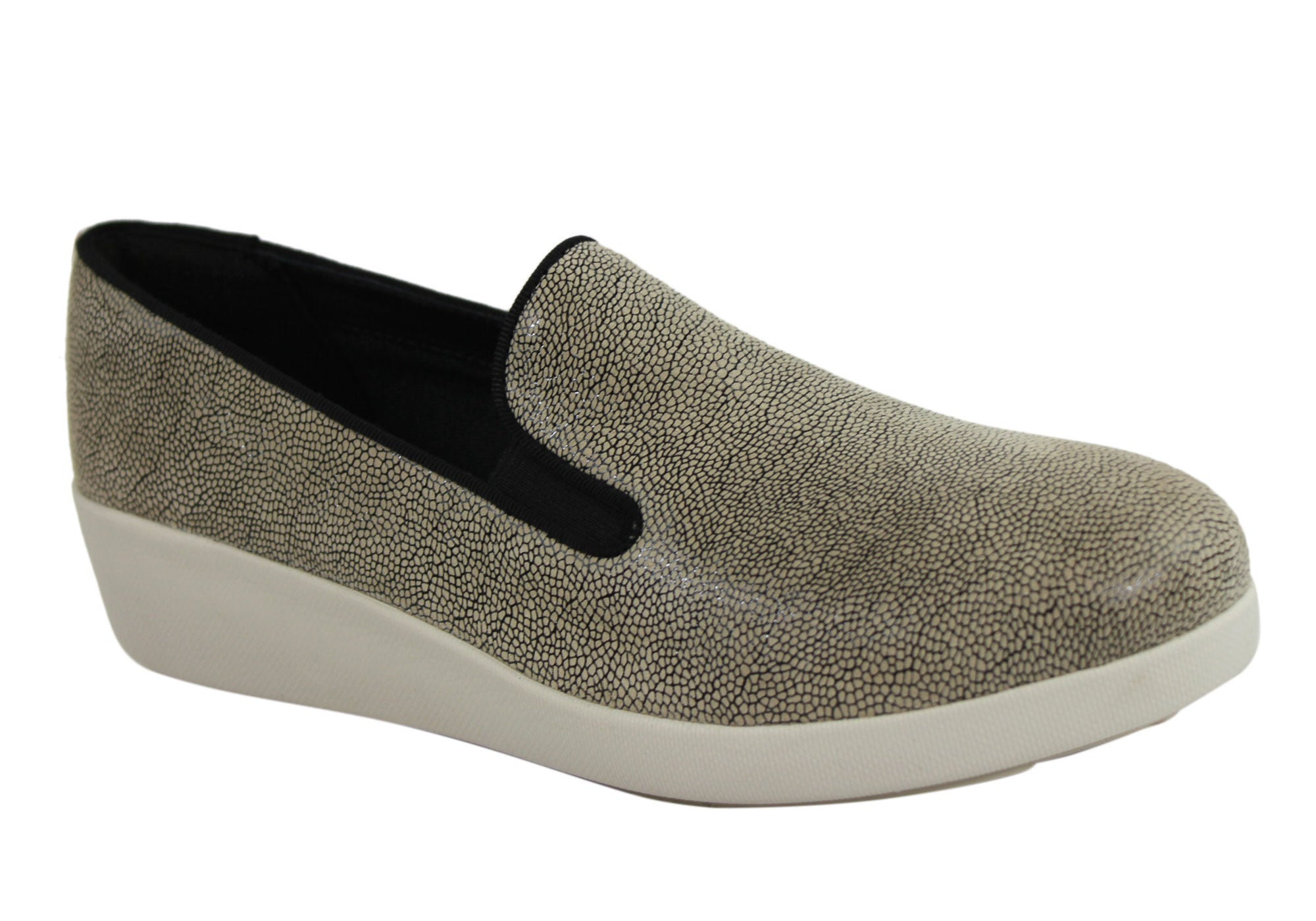 Fitflop F-Pop Skate Womens Comfort Shoes