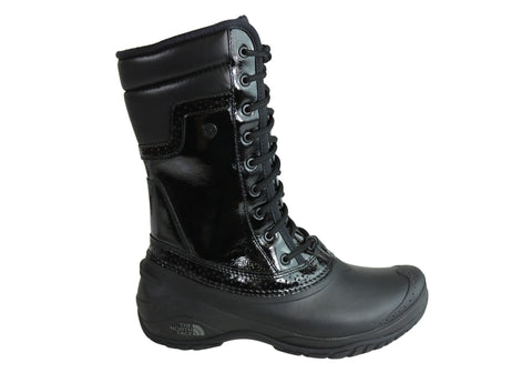 The North Face Womens Shellista II Mid Luxe Waterproof Mid Calf Boots