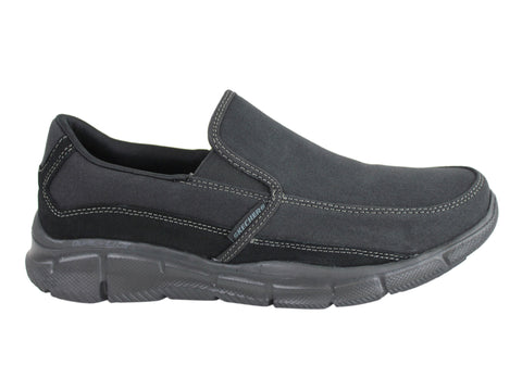 Skechers Equalizer Popular Demand Mens Slip On Shoes